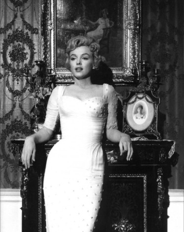 Marilyn Monroe, The Prince and the Showgirl