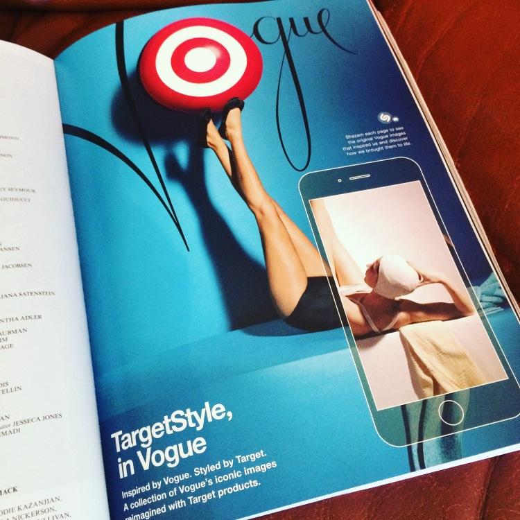 Vogue Target September Issue